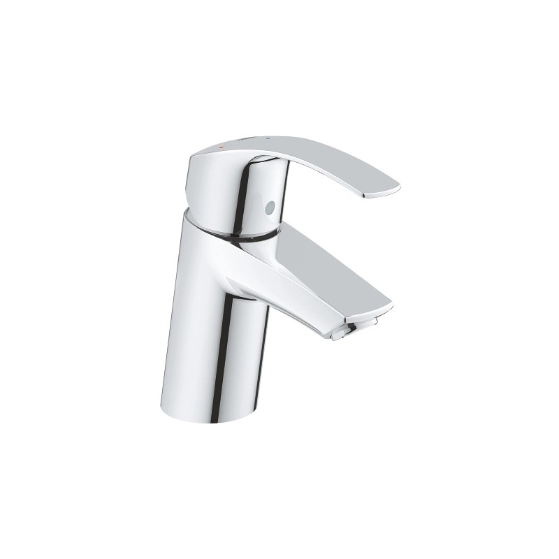 Grohe Eurosmart Smooth Body Basin Mixer Tap S-Size 32154