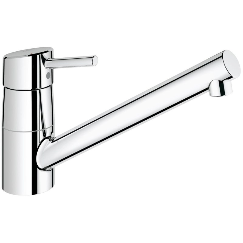 "Grohe Concetto Low Spout Sink Mixer 1/2"" 32659 Chrome"