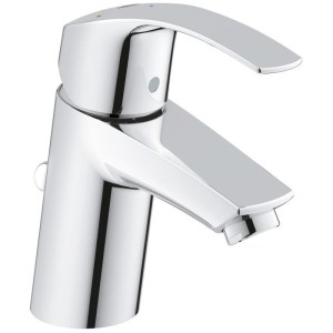 "Grohe Eurosmart Basin Mixer 1/2"" S-Size 32926 Chrome"