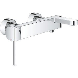 Grohe Plus Single-Lever Wall Bath/Shower Mixer 33553