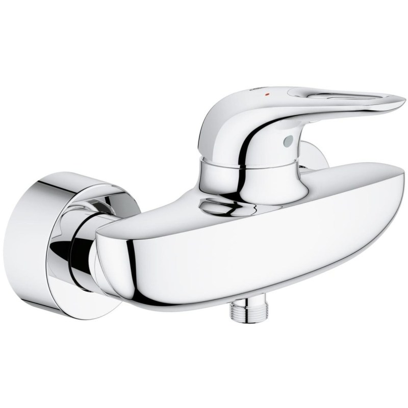 """Grohe Eurostyle Single-Lever Shower Mixer 1/2"""" 33590"""