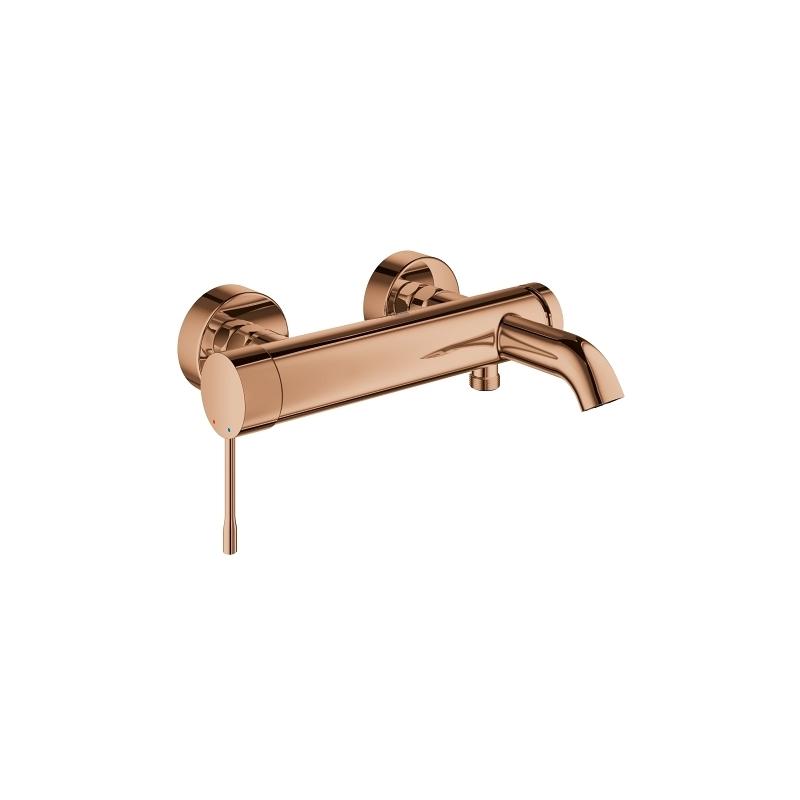 Grohe Essence Bath/Shower Mixer Tap 33624 Warm Sunset