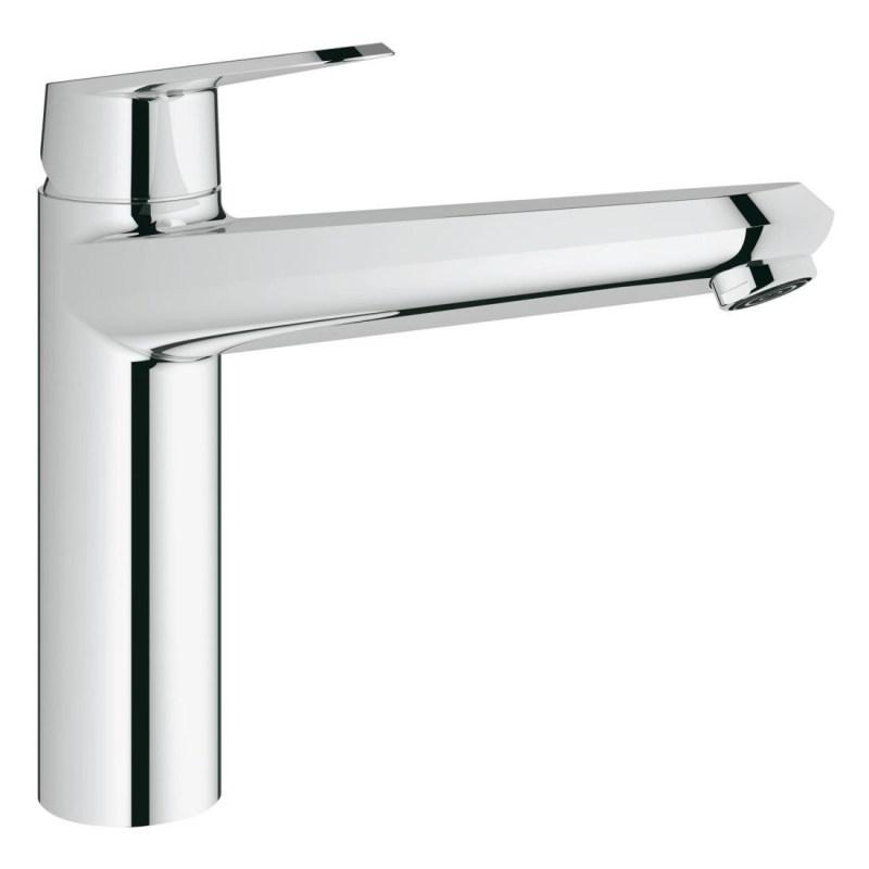 """Grohe Eurodisc Cosmopolitan Low Spout Sink Mixer 1/2"""" 33770"""