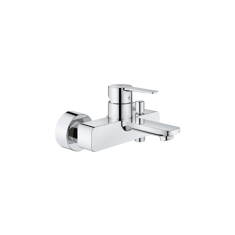 Grohe Lineare Single-Lever Bath/Shower Mixer Tap 33849 Chrome