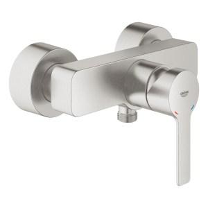 Grohe Lineare Shower Mixer 33865 Supersteel