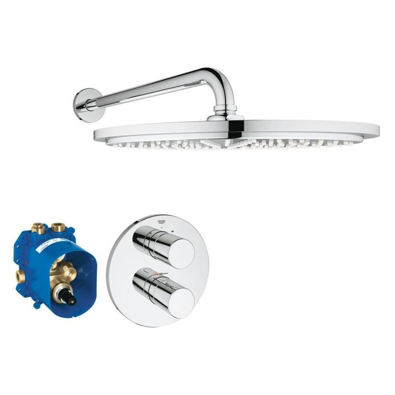 Grohe Grohtherm 3000 Cosmopolitan Perfect Shower Set 34571
