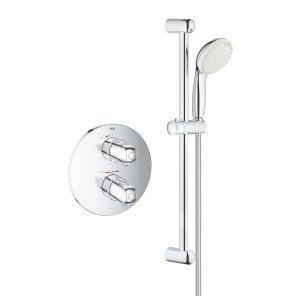 Grohe Grohtherm 1000 Concealed Shower Set 34575