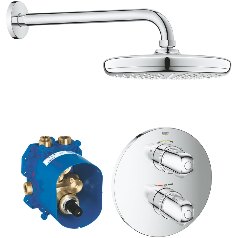 Grohe Grohtherm 1000 Perfect Shower Set 34582
