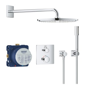 Grohe Grohtherm Square Perfect Shower Set 34730