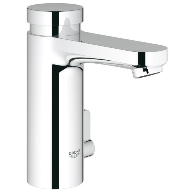 Grohe Eurosmart Cosmopolitan T Self-Closing Basin Mixer 36317