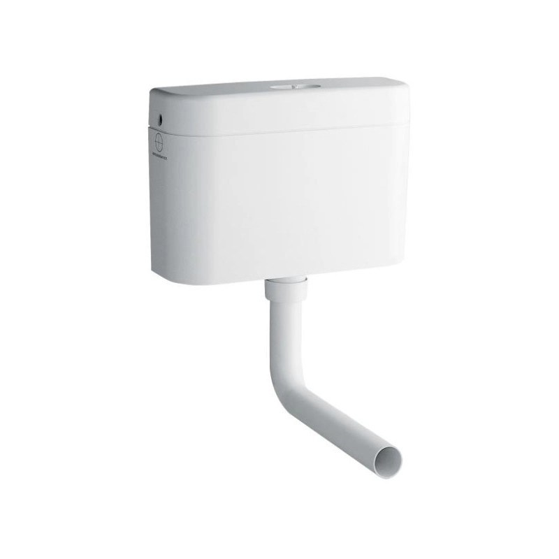 Grohe Adagio Concealed Cistern 6 Litre 37945 Alpine White