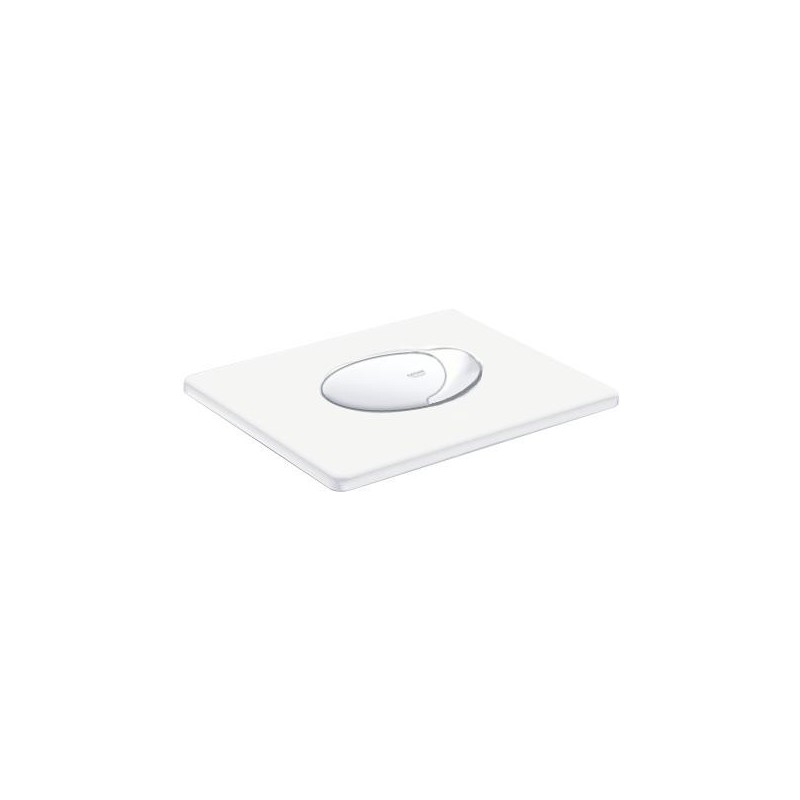 Grohe Skate Air WC Wall Plate 38506 Alpine White
