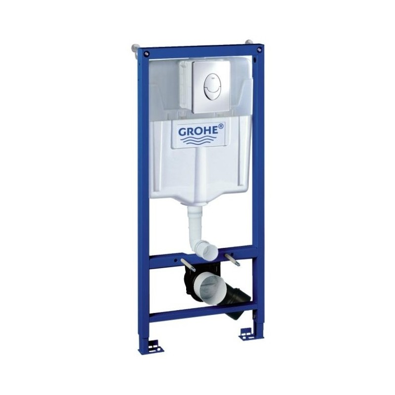 Grohe Rapid SL Skate Air 3 in 1 Set for WC 1.13m 38721