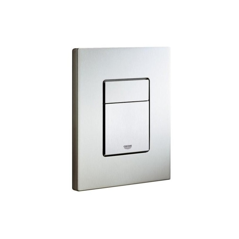 Grohe Skate Cosmopolitan Wall Plate 38732 Stainless Steel