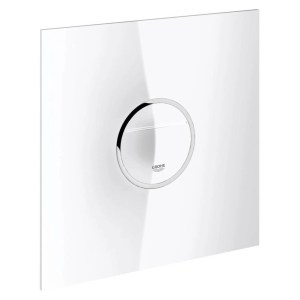 Grohe Ondus Digitecture Light WC Wall Plate 38915 Moon White