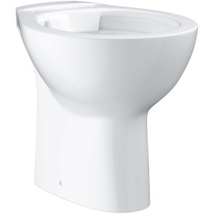 Grohe Bau Ceramic Floor Standing Rimless WC Pan 39431