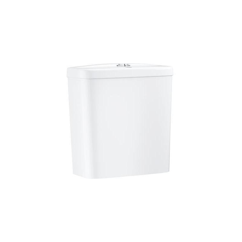 Grohe Bau Ceramic Exposed Flushing Cistern Bottom Inlet 39436