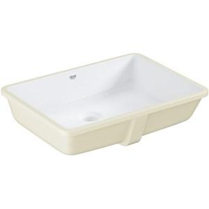 Grohe Cube Ceramic 50cm Under-Counter Wash Basin 39480 PureGuard