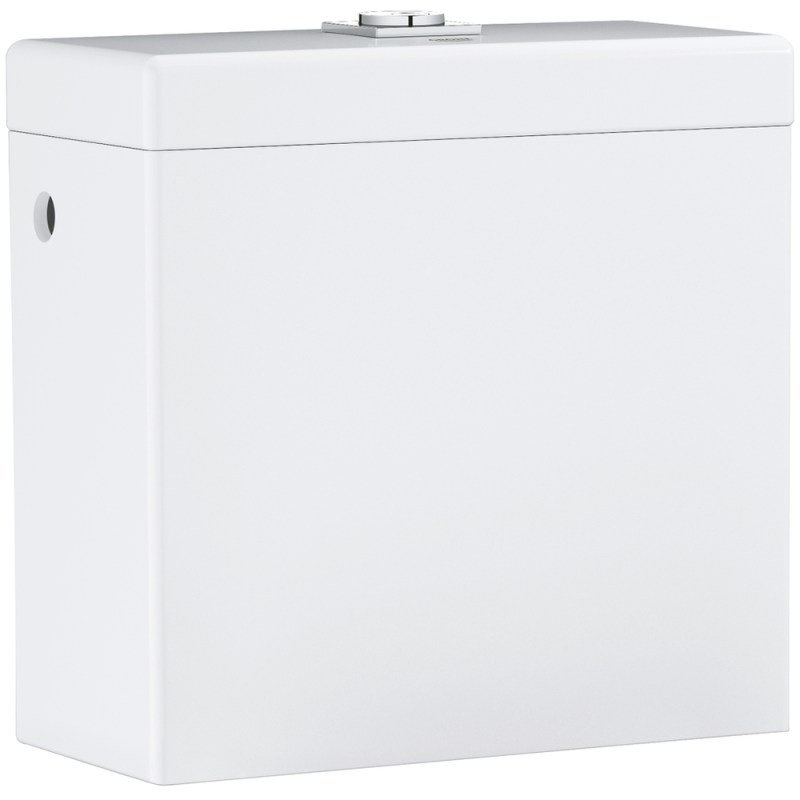 Grohe Cube Ceramic Close Coupled Cistern Side Entry 39489
