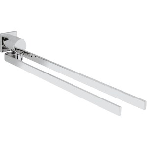 Grohe Allure Double Towel Bar 40342