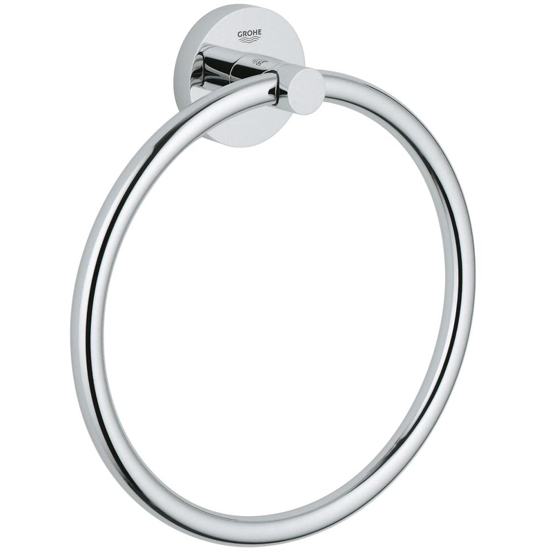 Grohe Essentials Towel Ring 40365