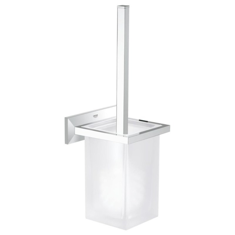 Grohe Allure Brilliant Toilet Brush Set 40500