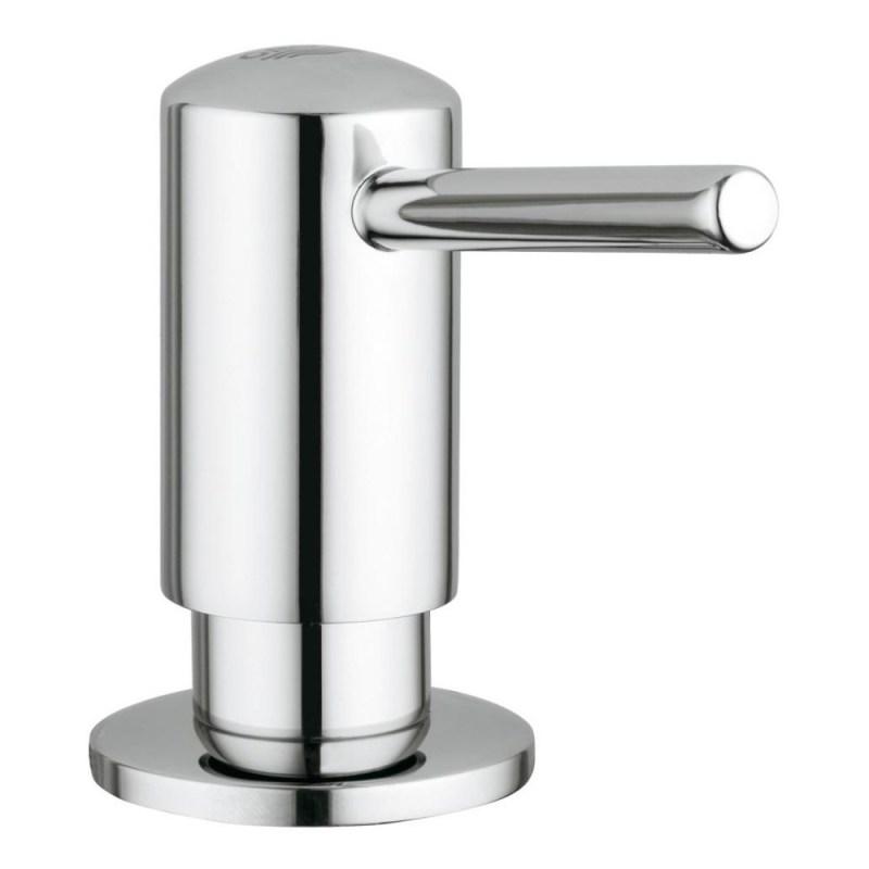 Grohe Contemporary Soap Dispenser 40536 Chrome