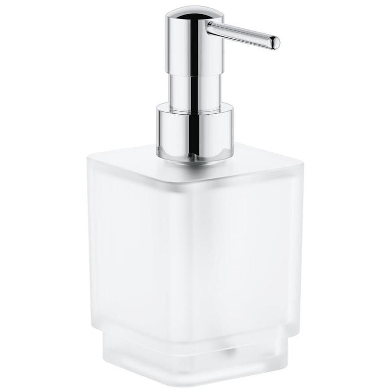 Grohe Selection Cube Soap Dispenser 40805 Chrome