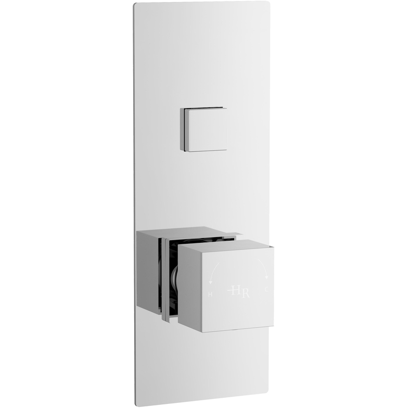 Hudson Reed Ignite Square One Outlet Valve