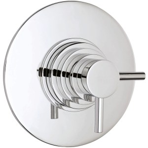Hudson Reed Tec Dual Concealed Thermostatic Shower Valve