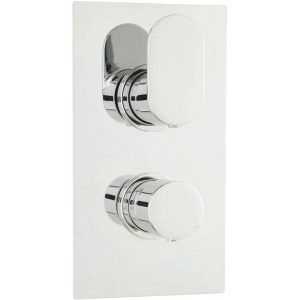 Hudson Reed Reign Twin Valve with Diverter