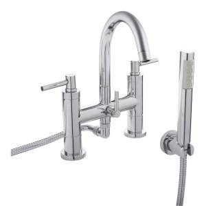 Hudson Reed Tec Lever Bath Shower Mixer