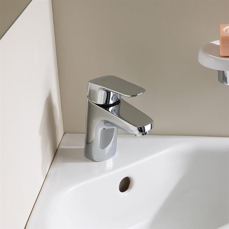 Ideal Standard Ceraflex Basin Mixer No Waste B1812 Chrome