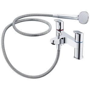 Ideal Standard Ceraflex Bath Shower Mixer B1823 Chrome