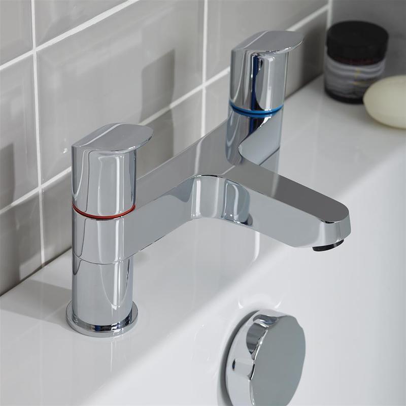 Ideal Standard Ceraflex Bath Filler B1824 Chrome