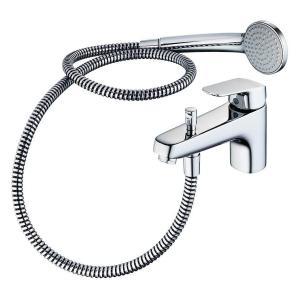 Ideal Standard Ceraflex One Hole Bath Shower Mixer & Kit B1960