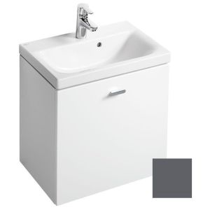 Ideal Standard Concept Space 550mm Wall Basin Unit E0313 Grey