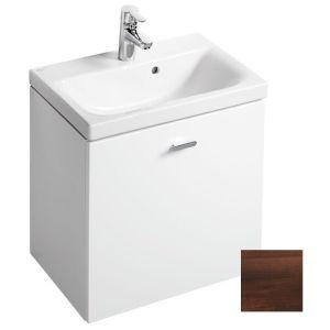Ideal Standard Concept Space 550mm Wall Basin Unit E0313 Walnut