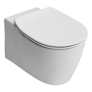 Ideal Standard Concept Wall Hung Toilet with Slow Close Seat