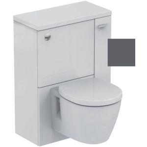 Ideal Standard Concept Space 600mm WC Unit RH E1436 Grey