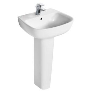 Ideal Standard Studio Echo 50cm Basin 1 Taphole E1566