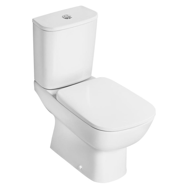 Ideal Standard Studio Echo Close Coupled Toilet with Normal Seat