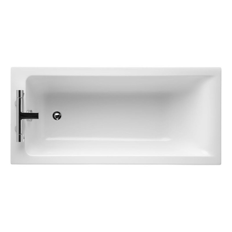 Ideal Standard Concept 150x70cm Rectangular Bath 2 Tapholes