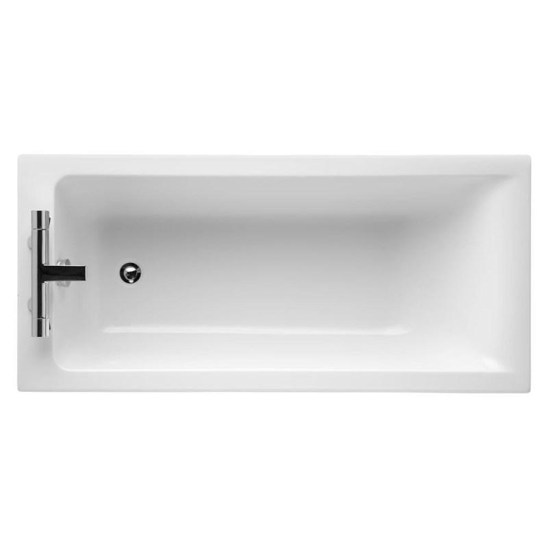 Ideal Standard Concept 170x75cm Rectangular Bath No Tapholes