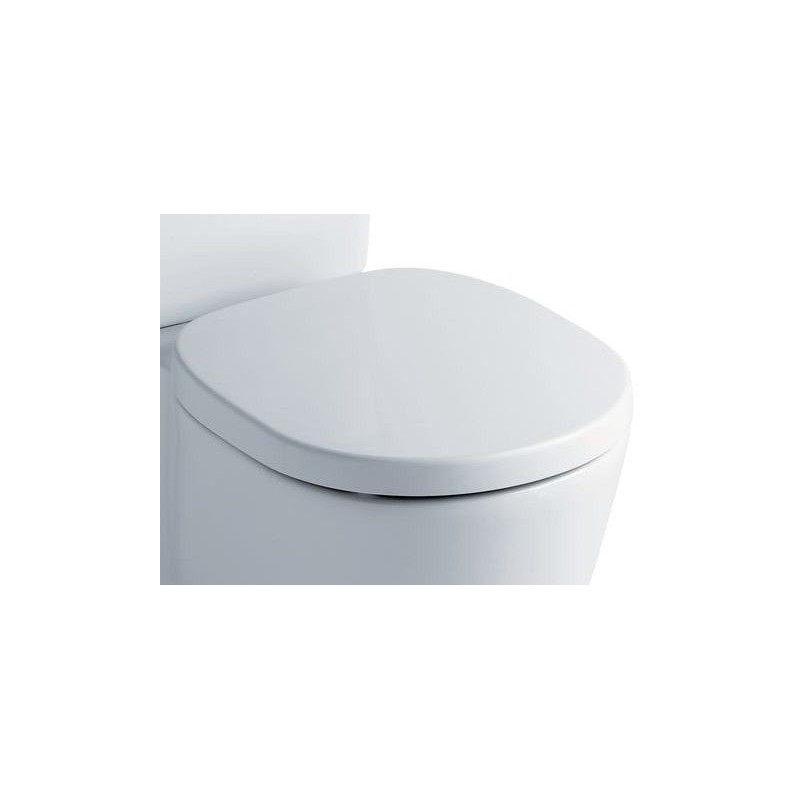 Ideal Standard Concept Toilet Seat & Cover E7918