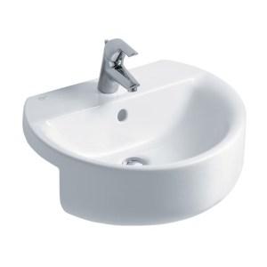 Ideal Standard Concept Sphere 55cm Semi Countertop Basin 1TH