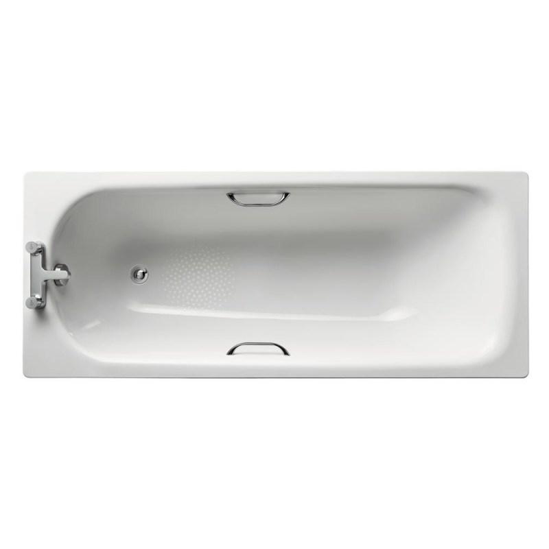 Ideal Standard Simplicity 170x70cm Steel Bath E8187
