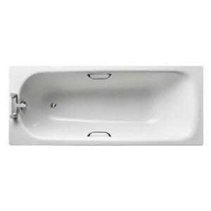 Ideal Standard Simplicity 170x70cm Water Saving Steel Bath E8188