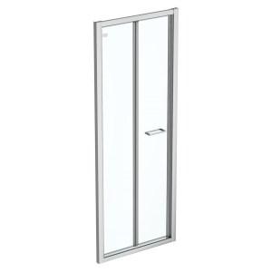 Ideal Standard Connect 2 800mm Bifold Shower Door K9398