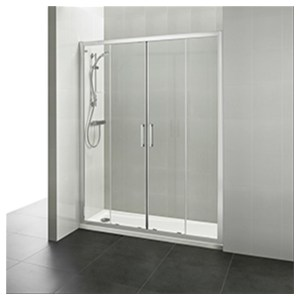 Ideal Standard Connect 2 1500mm 2 Door Shower Slider K9427
